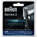 Đầu máy cạo râu Braun Series 3 Replacement Head 32S, Silver, 1 Count