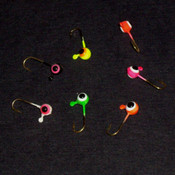 1/80oz Round Head Jigs
