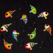 #8 Neon Tiger Kit - 10pcs