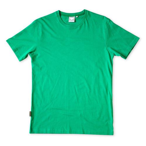 Silverstick Mens T-Shirt in Forrest Green.