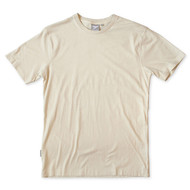 Silverstick Mens T-Shirt in Stone.