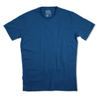 Silverstick Mens T-Shirt in Midnight Blue.
