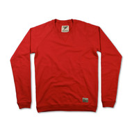 Silverstick Mens Sweat Shirt Nias Design in Grenadine.