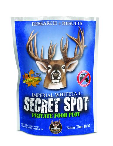 Secret Spot Planting Dates