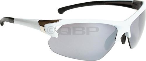 Optic Nerve White Ranch IC Shiny White Sunglasses