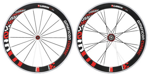 American Classic Carbon 58 Wheelset