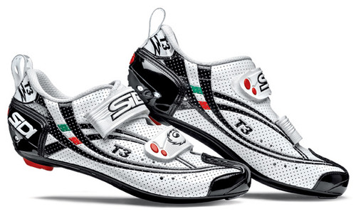 Sidi T3 Air Carbon Composite Men's Triathlon Shoes