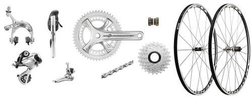 Campagnolo Potenza Ergo Groupset with Choice of Wheelset