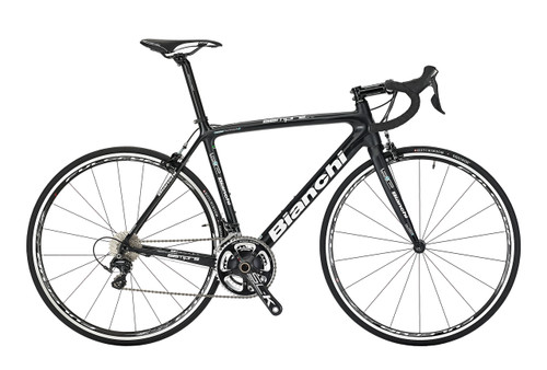 Bianchi B4P Sempre Pro Campagnolo EPS V3 equipped Carbon Bicycle, Black - Build It Your Way