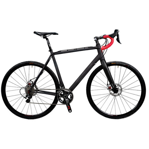 Van Dessel Aloominator Cantilever or Disc Campagnolo EPS V3 equipped Aluminum Bicycle - Build It Your Way