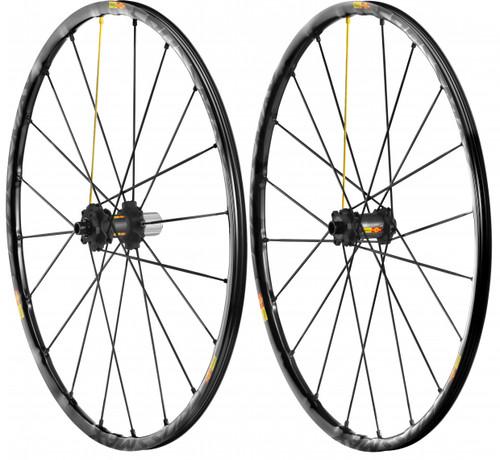 "Mavic Crossmax SL Pro 26"" Disc Wheelset"