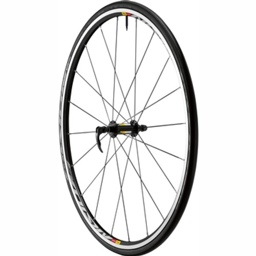 Mavic Aksium S 23 or 25 Front Wheel