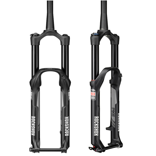 """Rock Shox Pike RCT3 26"""" Solo Air 160mm Black Suspension Fork"""