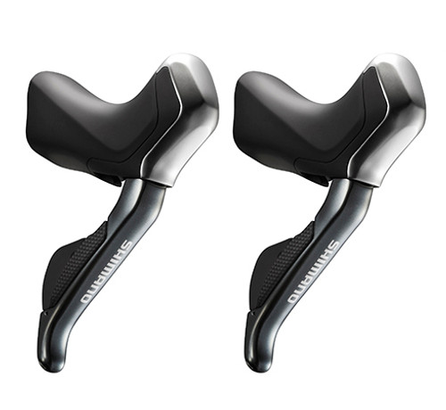Shimano ST-R785 Hydraulic Di2 Levers and Hoses