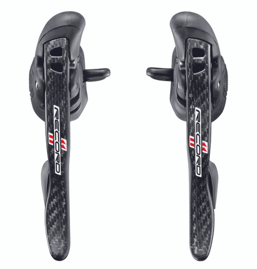Campagnolo Record 11 speed Ergo Levers with Cables | 2017