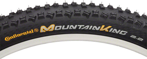 """Continental Mountain King II ProTection Folding Tire, 29"""""""