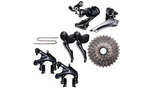 Shimano Dura-Ace  R9100 STI 6 piece Upgrade Kit