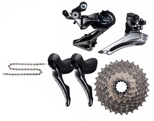 Shimano Dura-Ace  R9100 STI 5 Piece Conversion Kit | Daily Deal