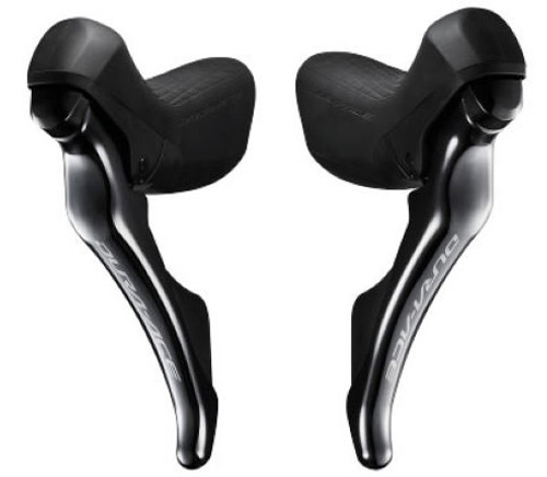 Shimano Dura-Ace ST-R9100 STI Levers and Cables
