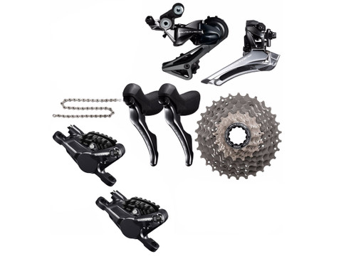 Shimano Dura-Ace  R9100 | ST-RS685 Hydraulic STI 6 piece Upgrade Kit