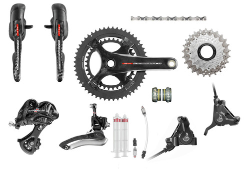 Campagnolo Record H11 Hydraulic Ergo Groupset