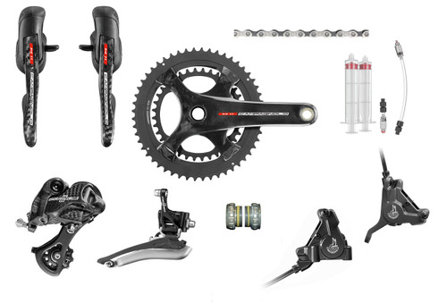Campagnolo Chorus H11 Hydraulic Ergo Groupset (less cassette)