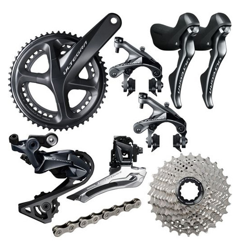 Shimano Ultegra  R8000 STI Groupset | Daily Deal