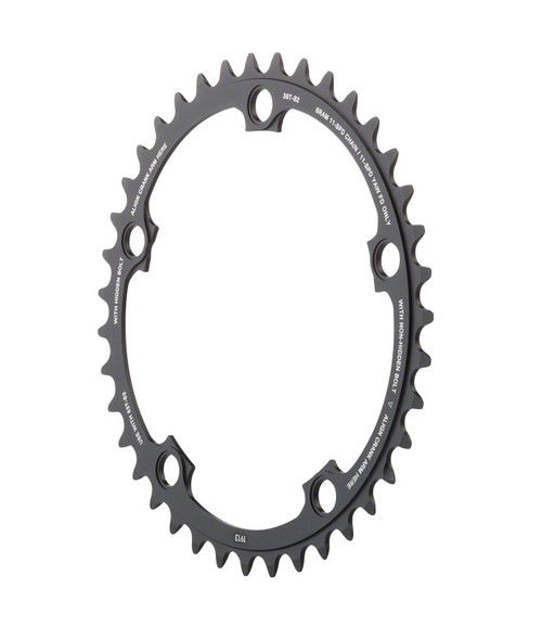 SRAM 11-Speed 36t 110mm Chainring Black, Use with 46 or 52t