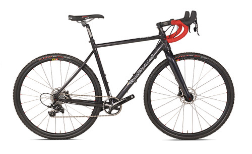 Van Dessel A.D.D. Disc Shimano STI equipped Aluminum / Carbon Bicycle - Build It Your Way