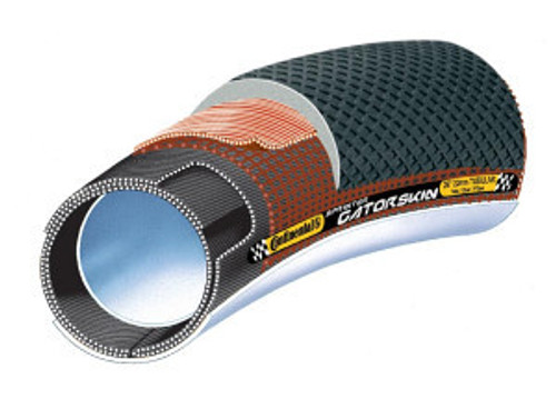 Continental Sprinter GatorSkin Tubular Tire, 700c x 22 or 25mm