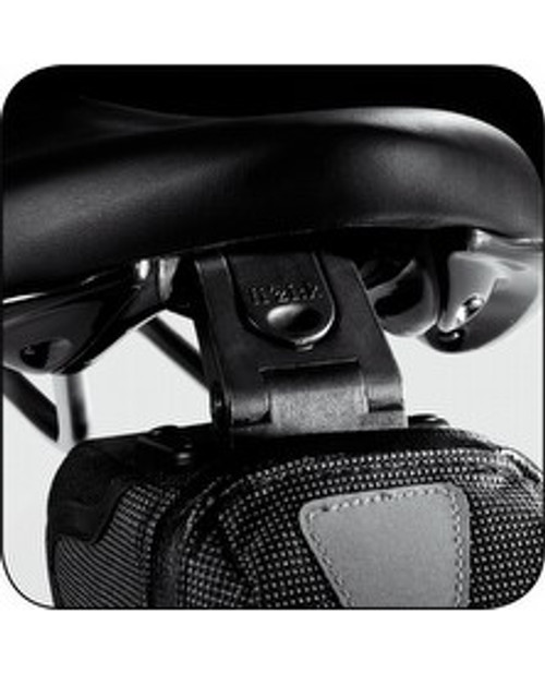 FI'ZI:K Saddle Pack with Integrated Clip & ICS