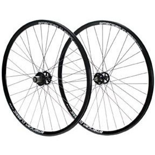 "American Classic Disc 29"" Wheelset"