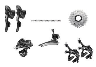 Campagnolo Chorus Ergo 6 piece Upgrade Kit