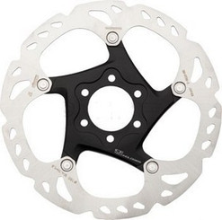 Shimano XT RT-81 Center Lock Rotor  Ice Tech