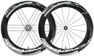 Campagnolo Bullet Ultra Wheelset, 80mm