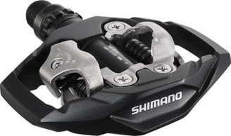 Shimano PD-M530 SPD Pedals and Cleats
