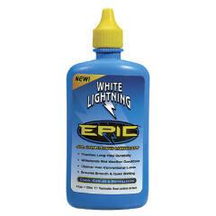 White Lightning Epic Lube  4 oz. Bottle