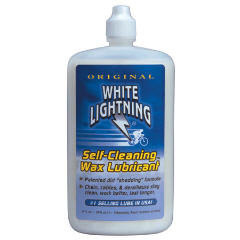 White Lightning Self-Ride Lube  4 oz. Bottle