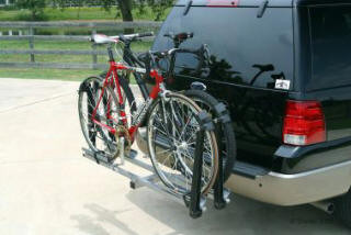 "Raxter 2 Bicycle Rack for 2"" Hitch"