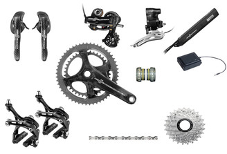 Campagnolo Chorus EPS Groupset