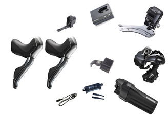 Shimano Ultegra 6870 Hydraulic Di2 7 Piece Conversion Kit