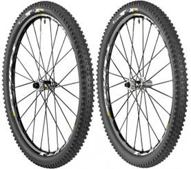 """Mavic Crossmax XL 26"""" Disc Wheelset"""