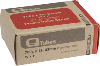 Butyl Road Tube by Q, 700c x 48mm | Buy 1 Get 1 Free