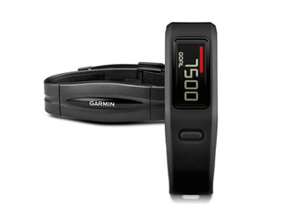 Garmin vívofit Wrist Band with HRM Bundle