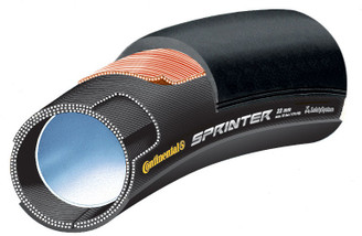 Continental Sprinter Tubular Tire, 700c x 22 or 25mm