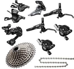 Shimano Deore XT 8000 6 piece Upgrade Kit