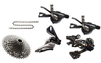 Shimano XTR 9000 5 piece Conversion Kit