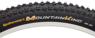 Continental Mountain King II ProTection Folding Tire, 29""