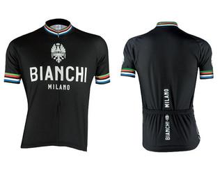 Bianchi Pride Jersey, Black