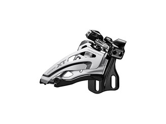 Shimano M8025-E Front Derailleur, Conventional 2x11 Top Swing, E-Type